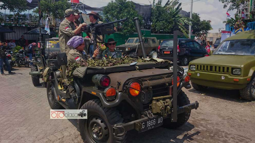 Jeep Club4 - Komunitas Jeep Surabaya Makin Eksis