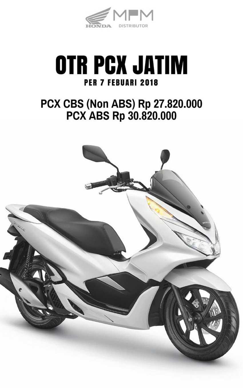 Wouw Ada Value For Money Pcx Jkt Sby Otoplasa All New Beat Sporty Esp Cbs Iss Soul Red White Kota Semarang Spesifikasi Honda Ckd