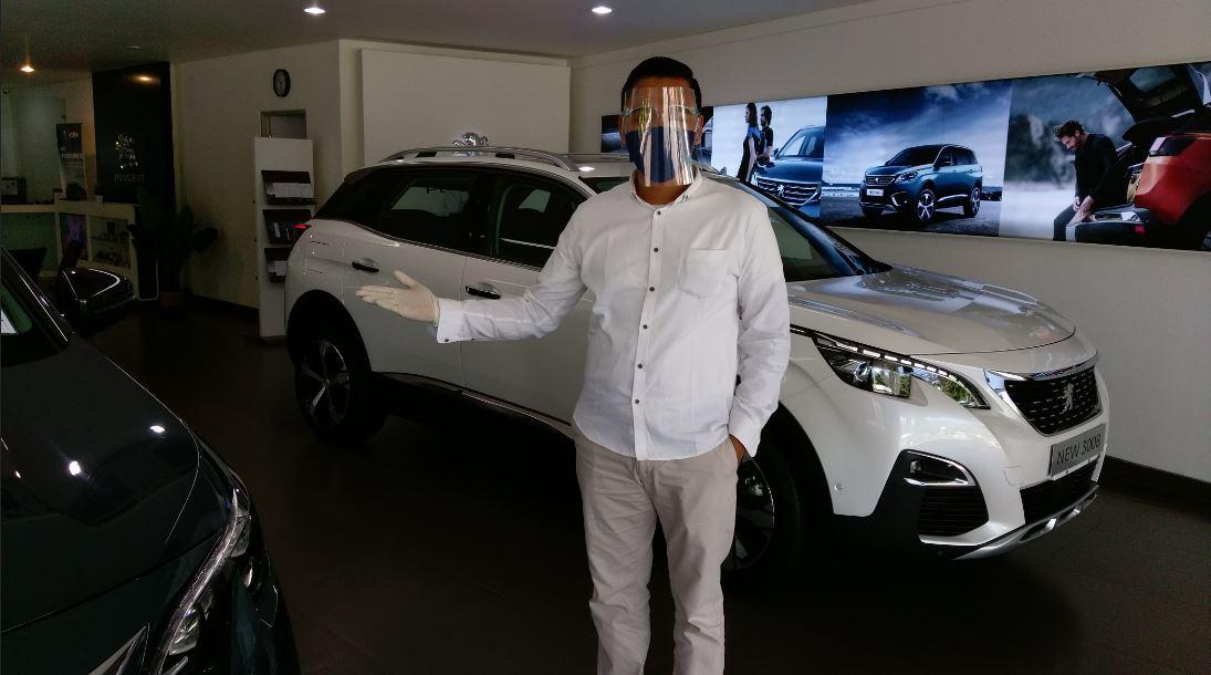 Peugeot Surabaya