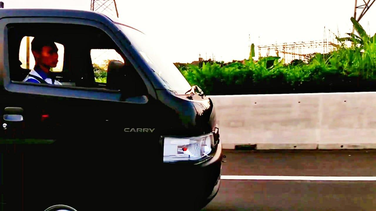Jangan ajak all new suzuki carry pick up balapan