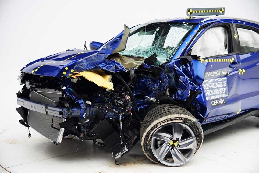 H R Auto >> Honda Pamerkan Hr V Rongsok Di Auto Show Otoplasa